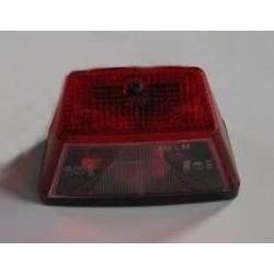 kryt světla SPZ červený ( pro 510.60 )