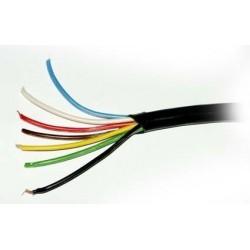 Kabel 7pramený 7x0,75mm / cena za 1dm /