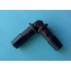 hadicová spojka koleno 8 mm