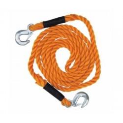 tažné lano 5t , + hák