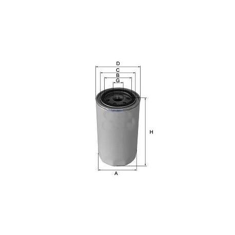 olejový filtr DO-237 CLEAN