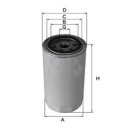 olejový filtr Bosch 0 451 104 065