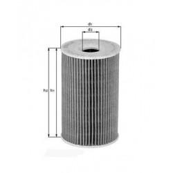 olejový filtr Knecht OX143D,BOSCH P9619-1 457 429 619