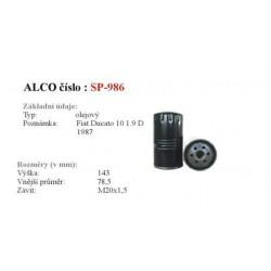 olejový filtr / ALCO / SP 986