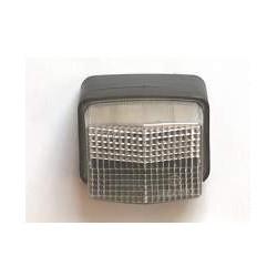 lampa LO110 obrysová bílá