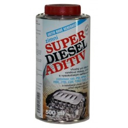 diesel aditiv - ZIMNÍ 500 ml, VIF