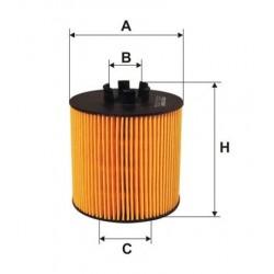 olejový filtr ROM 1,6