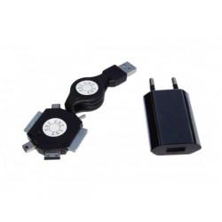 nabíječka MULTI 1x USB