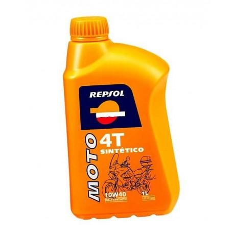 olej plně synte. 4T 10W-40 1L , REPSOL