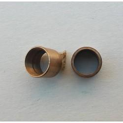 pouzdro ojnice horní BAB207 bronzové 13,5 x 16