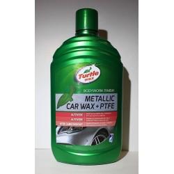 autovosk Metallic Wax + PTFE 500ml TurtleWax