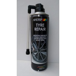 plnič pneu opravný sprey 500ml Motip