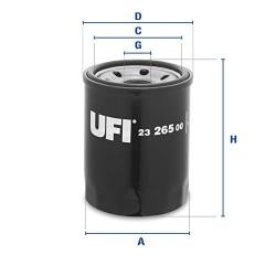 olejový filtr J1313016, 23.438.00