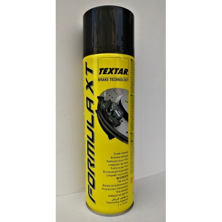 čistič brzd a spojky TEXTAR 500 ml Formula XT