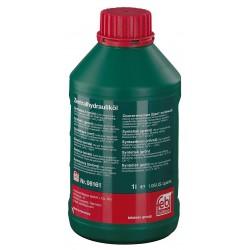 hydraulický olej do servo řízení ZELENÝ