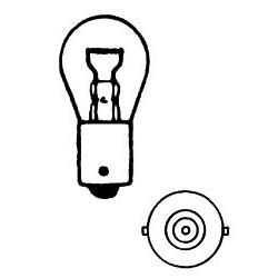 žárovka 6V 21W BA15s