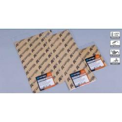 papír těsnící impreg. olejem 0,25 mm 195 x 475mm