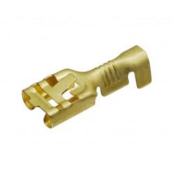 konektor samice s jazyckem 6,3x7,7m
