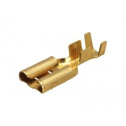 """konektor samice 9,5x11,8mm """"MAXI"""""""