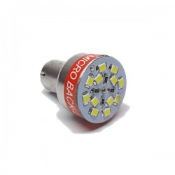 couvací alarm, žárovka LED 12V - Beep Beep
