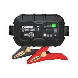 nabíječka NOCO Genius 5, 6/12V, 120Ah, 5A