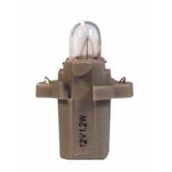 žárovka s paticí 12V 1,2W B8,7d