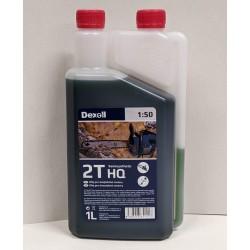 olej pro dvoutaktní motory ZELENÝ 1L