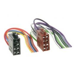 adaptér ISO - samec el.+ samec repro( 2 ks )