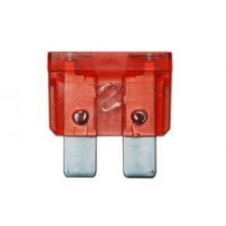 pojistka nožová 10A (cervena)