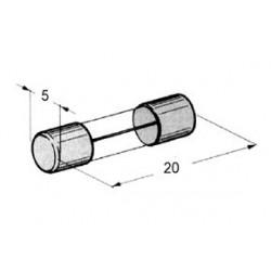 pojistka sklenena 3,15A malá